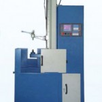 High frequency quenching machine tool