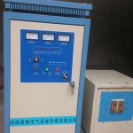 Model WH-VI-80 high frequency furnace