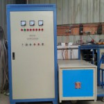 Milepost innovation type Wh-Vi-260 high frequency furnace