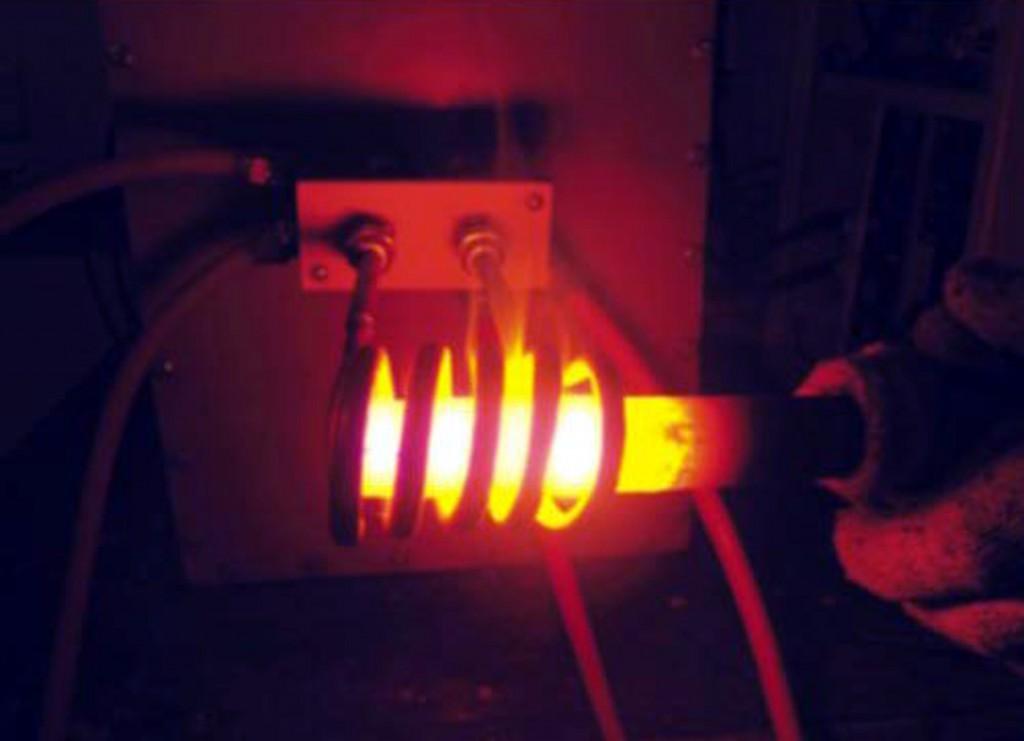 高频炉透热