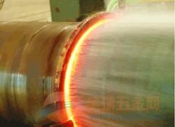 高频炉泵管淬火