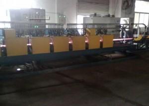 中频电炉管道防腐涂装生产线工艺 2