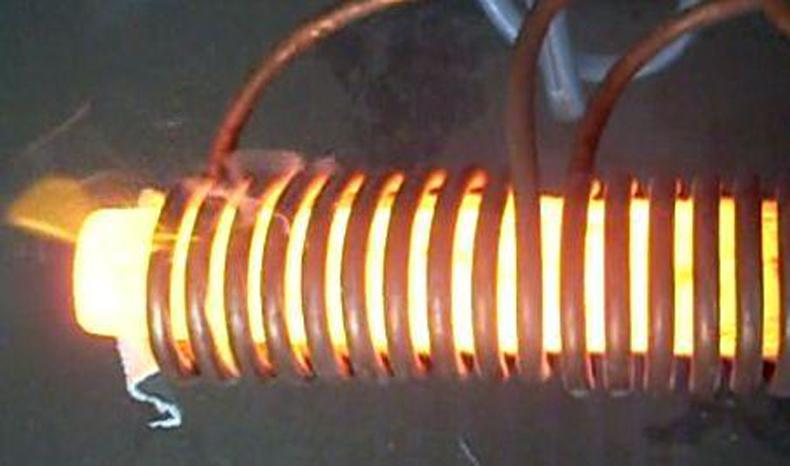 棒料透熱高頻爐